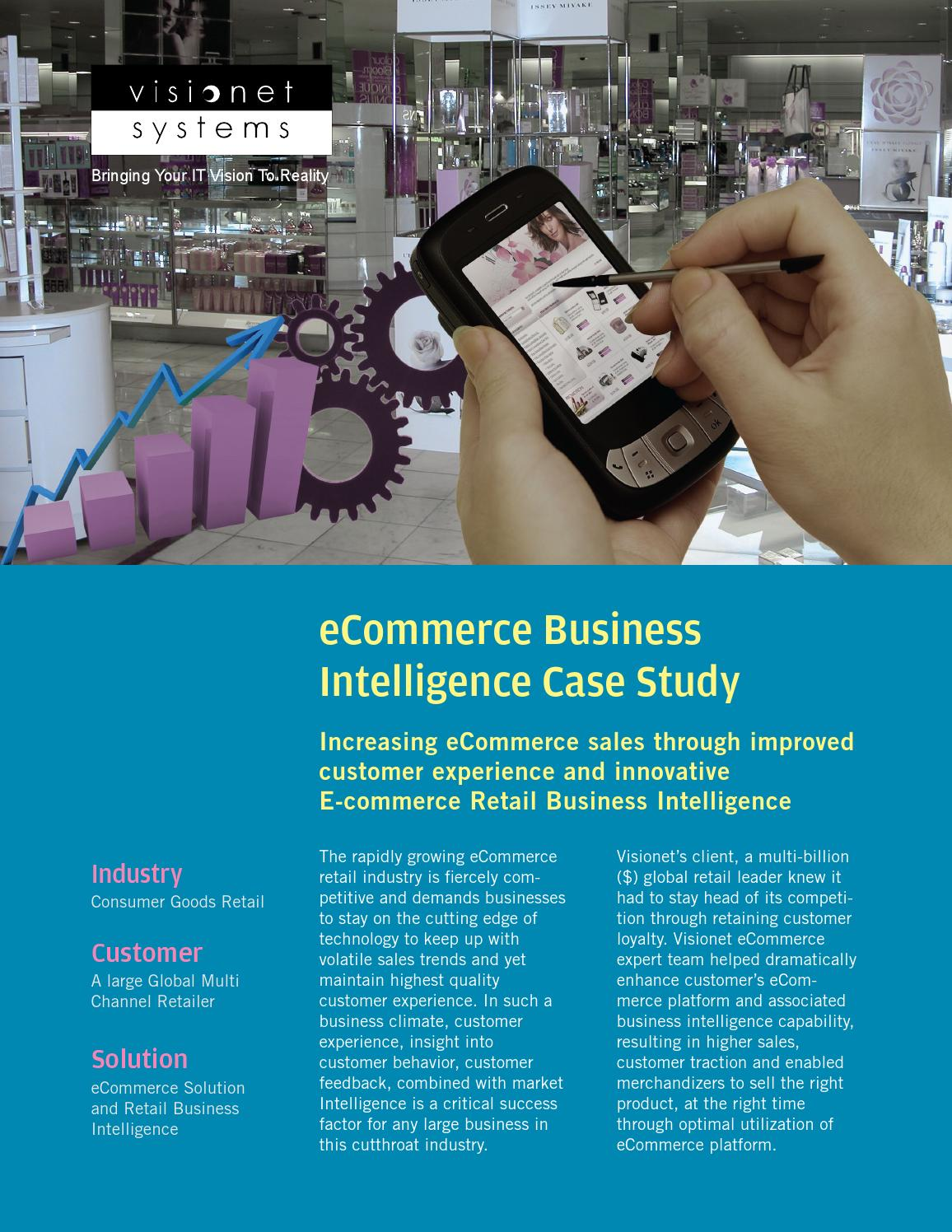 case studies on e commerce