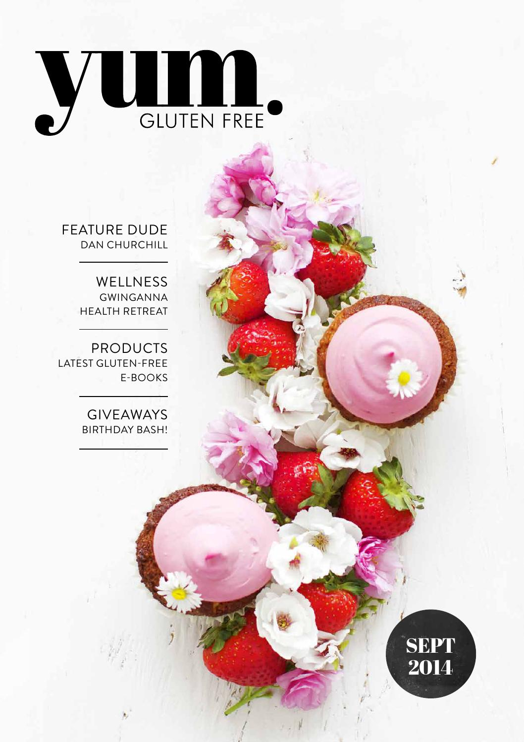 yum. gluten free magazine september 2014 by yum. gluten ...