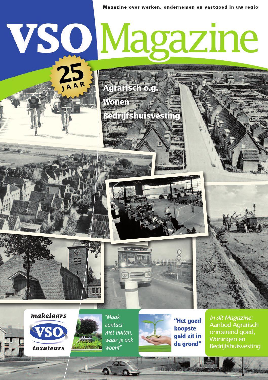 Vso magazine: 25 jaar vso makelaars by d.j. visser   issuu
