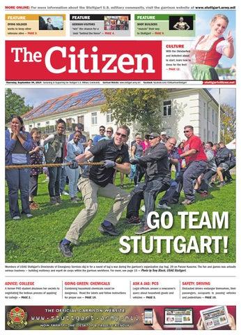 The Citizen - Sept. 4,  2014