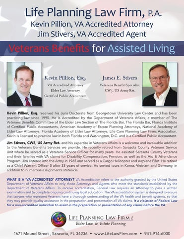 Veterans Benefits for Assisted Living