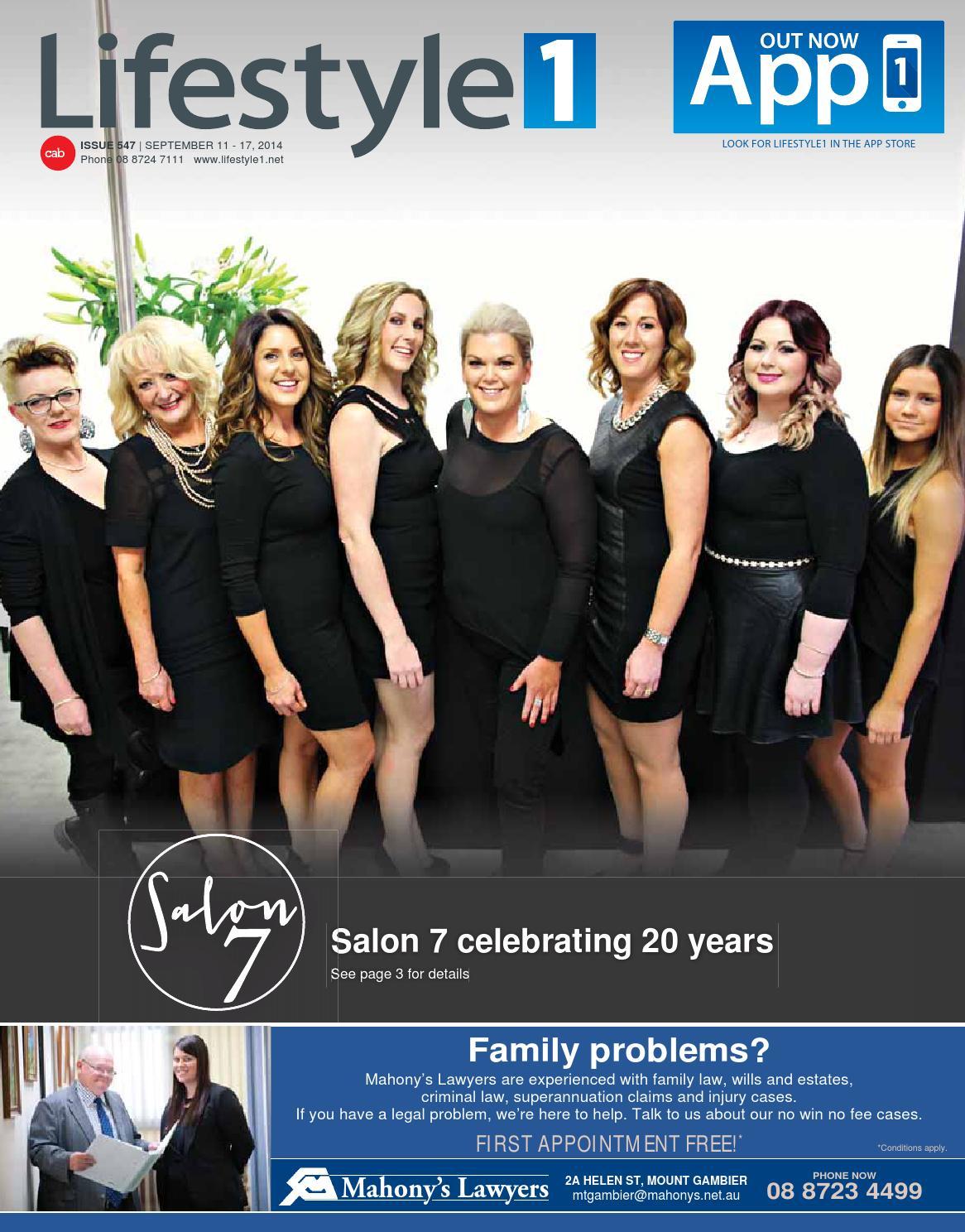 Lifestyle1 magazine Is...
