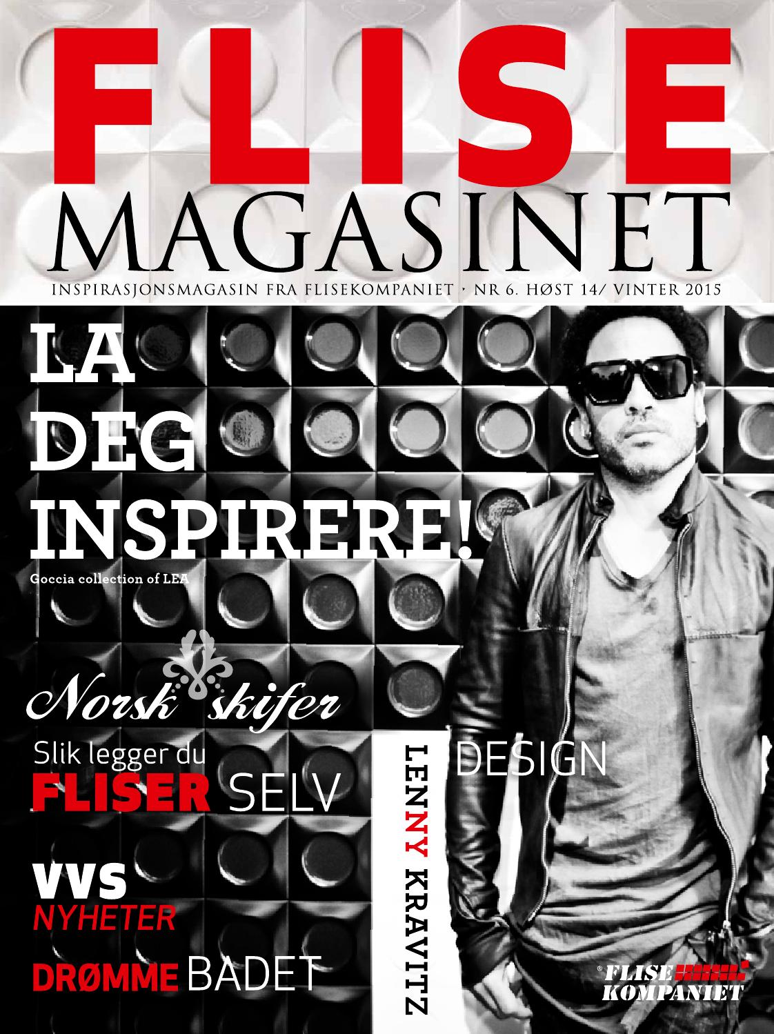 Flisemagasinet VÃ¥ren 2013 by Flisekompaniet - issuu