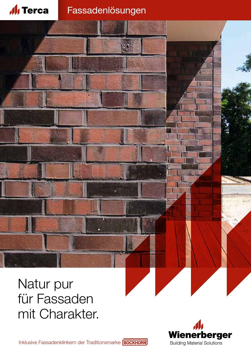 Produktprogramm Vormauer 2014 By Wienerberger Ag Issuu