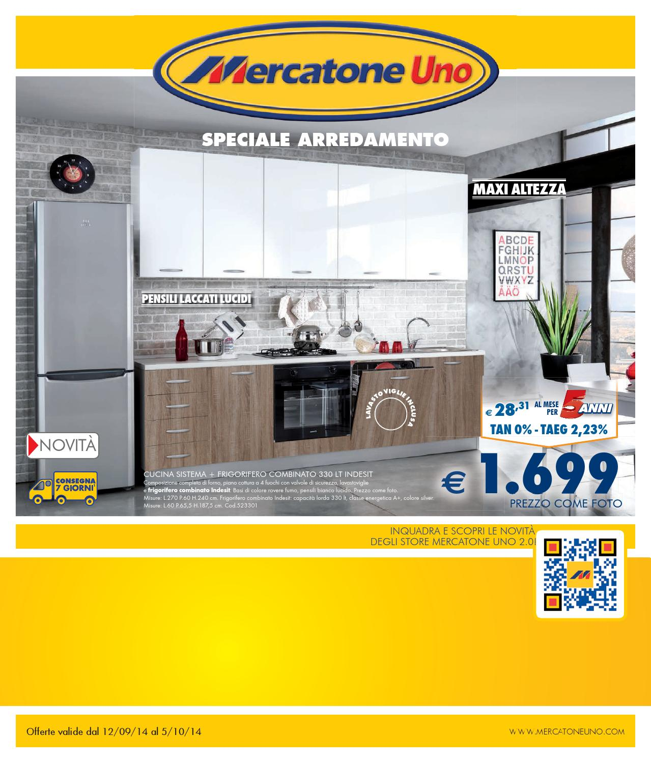 Mercatone uno 5 anni by mobilpro issuu for Sedie cucina mercatone uno