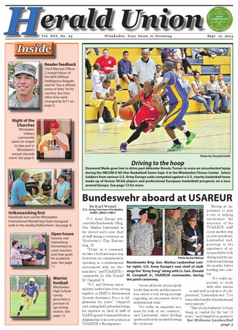 Herald Union, Sep. 11, 2014