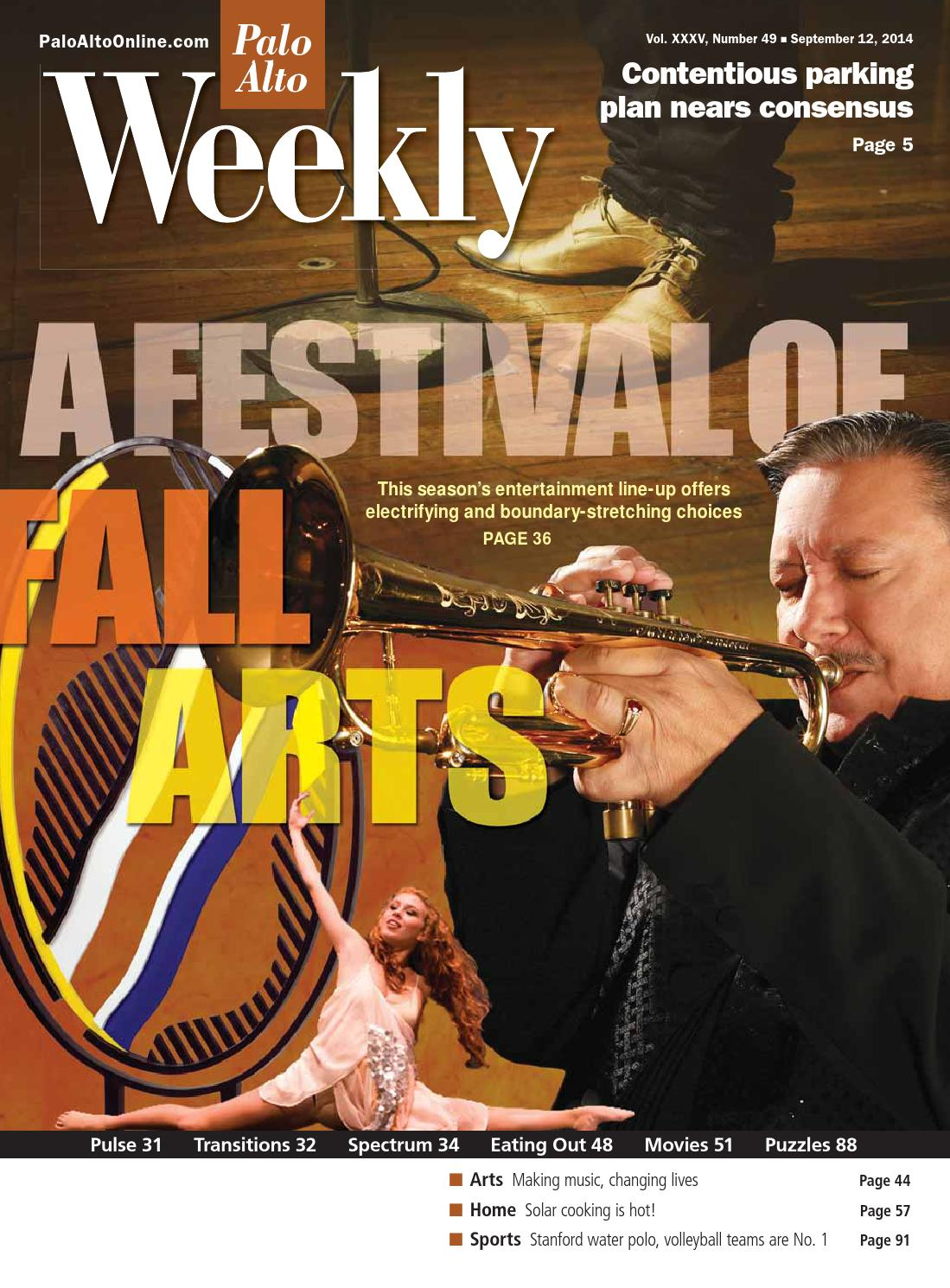 palo alto weekly september 12 2014 by palo alto weekly