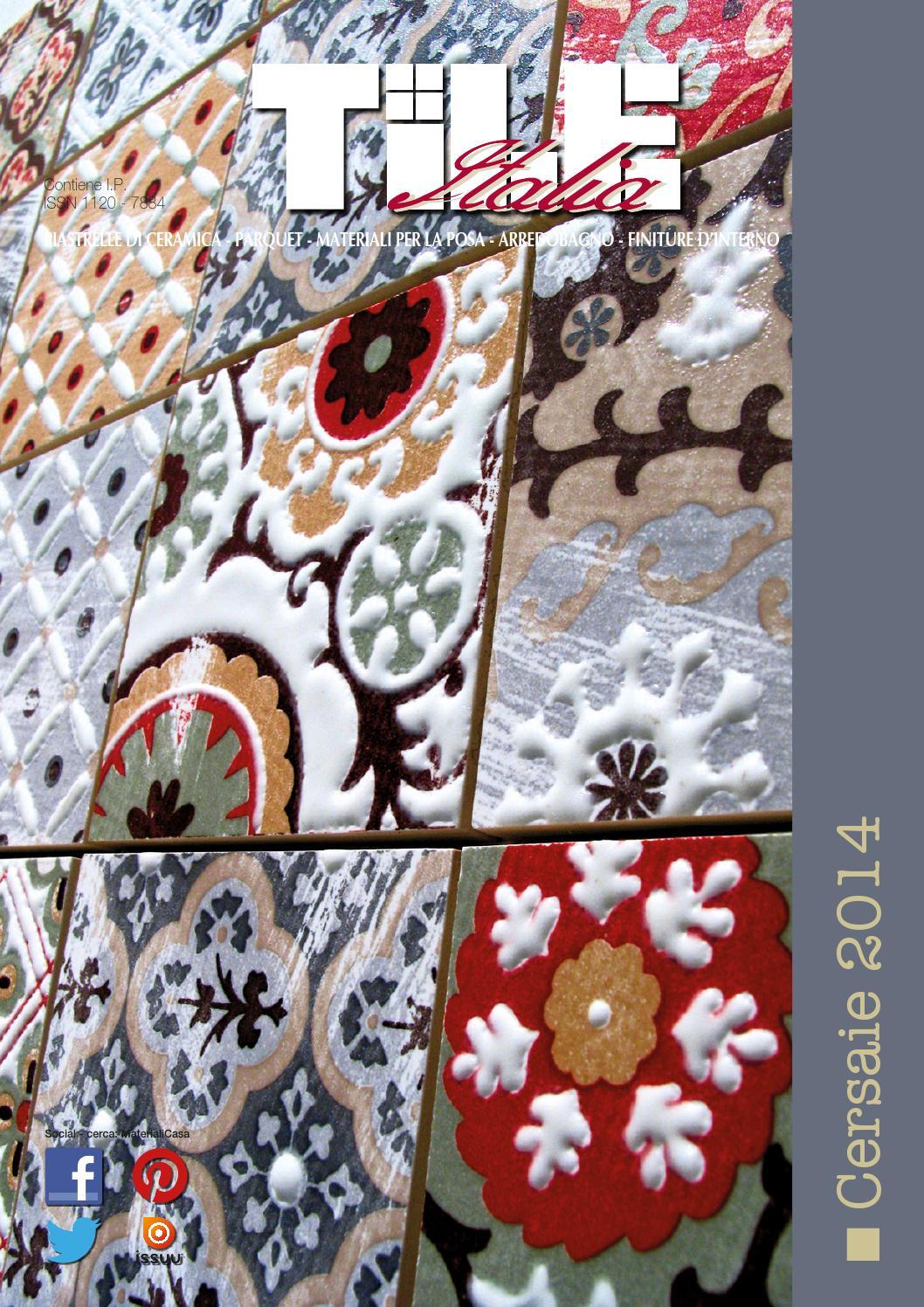 Tile italia 4 2014 by tile edizioni issuu - Prezzo posa piastrelle 60x60 ...
