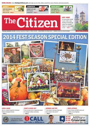 The Citizen - Sept. 18,  2014