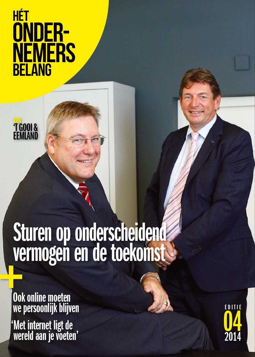 Het ondernemersbelang amsterdam 4 2015 by uitgeverij novema   issuu