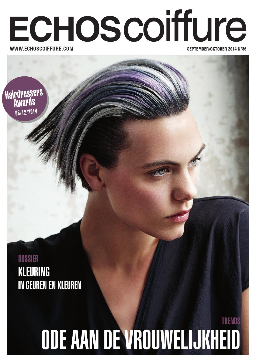 Echos Coiffure BE NL N°88 by Eurobest Products - issuu