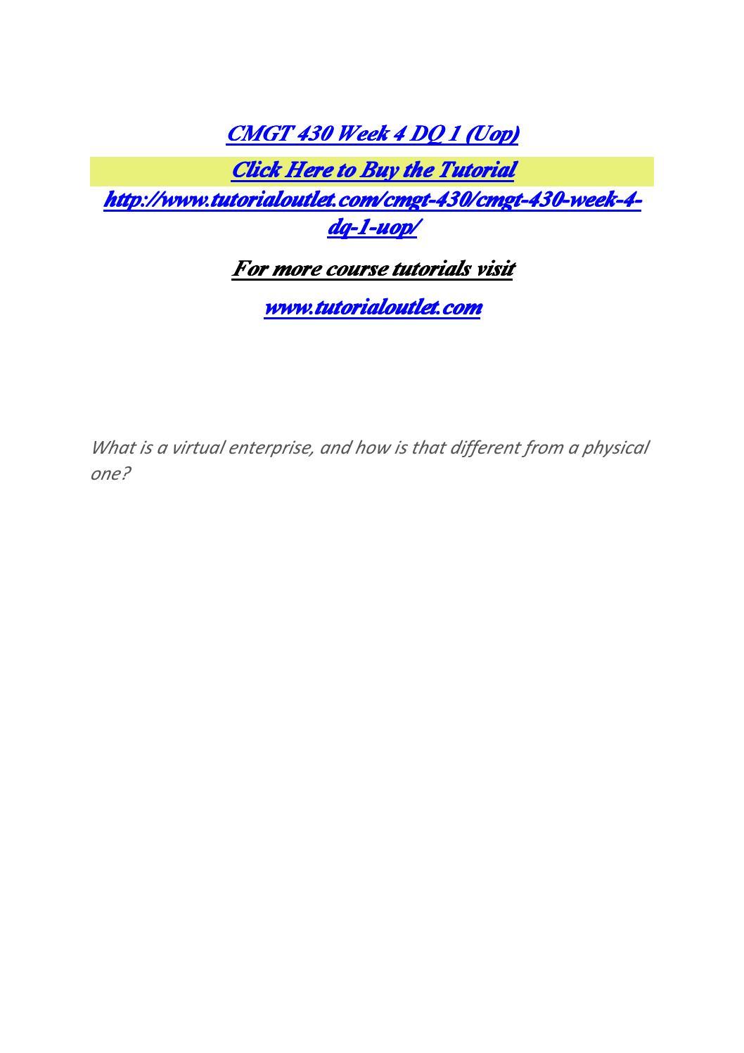 NTC 411 Week 4 Individual Network Security