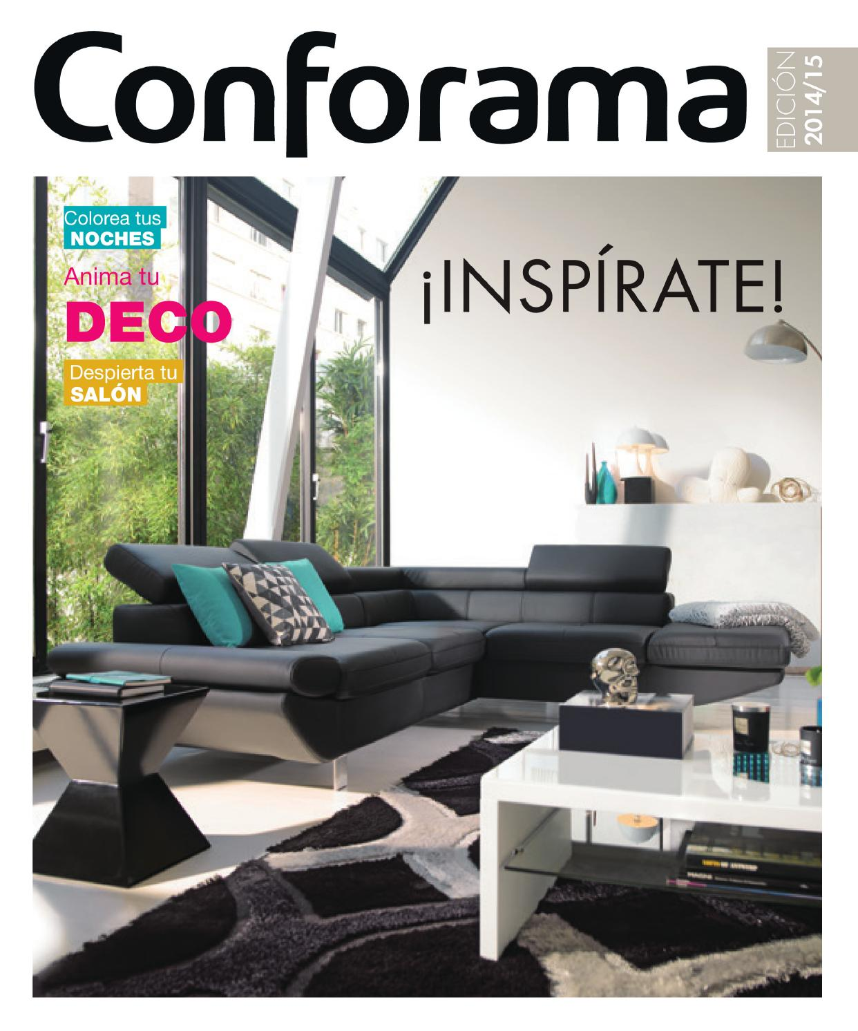 Conforama catalogo anual 2014 15 by losdescuentos issuu for Sillas de salon conforama