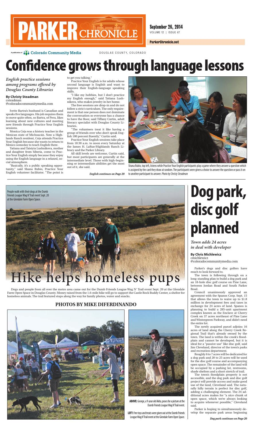 parker chronicle by colorado community media issuu