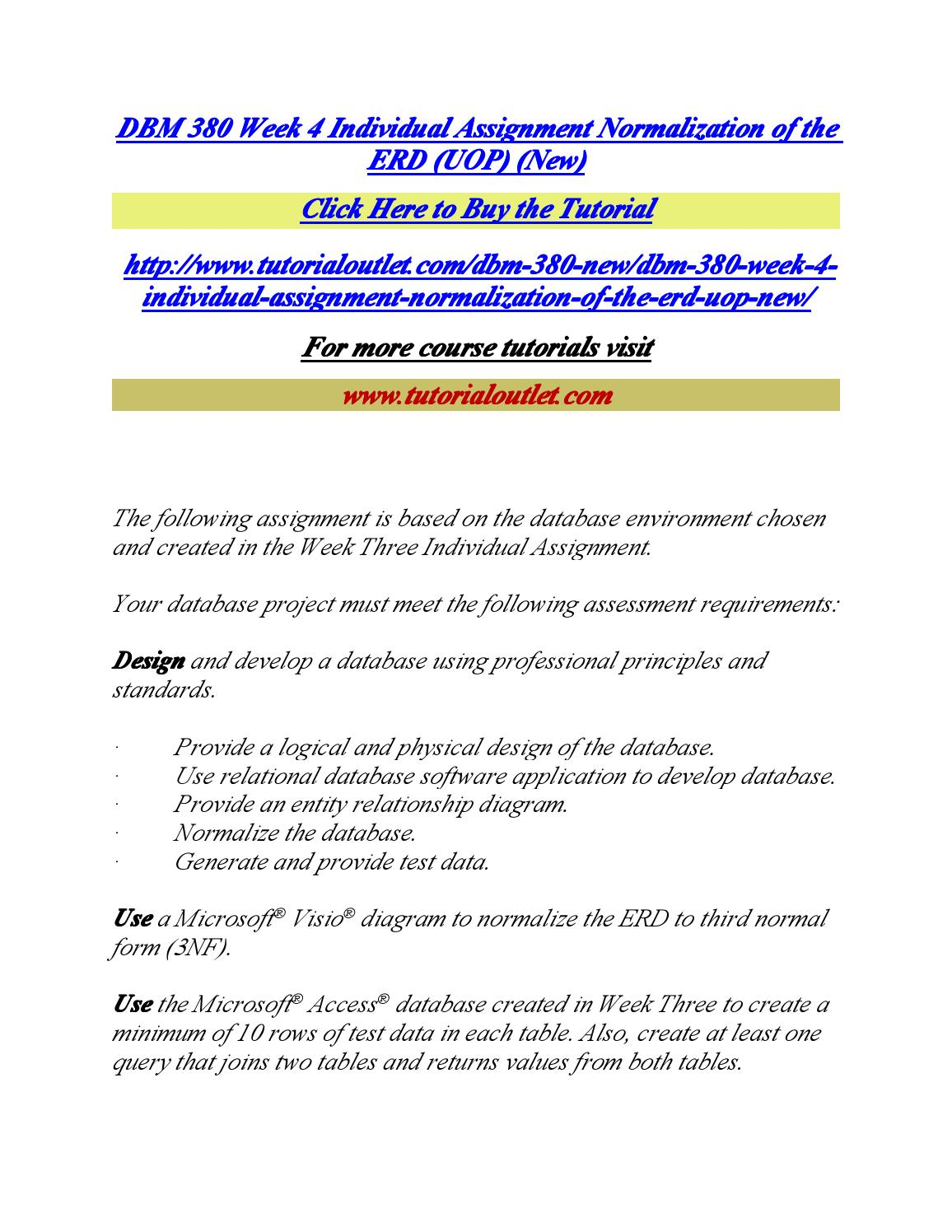 assignment 2 normalization Get your digital edition of cis 111 week 6 assignment 2 normalization (2 papers) cis 111 week 6 assignment 2 normalization (2 paper subscriptions and issues online from joomag buy, download and read cis 111 week 6 assignment 2 normalization (2 papers) cis 111 week 6 assignment 2 normalization.