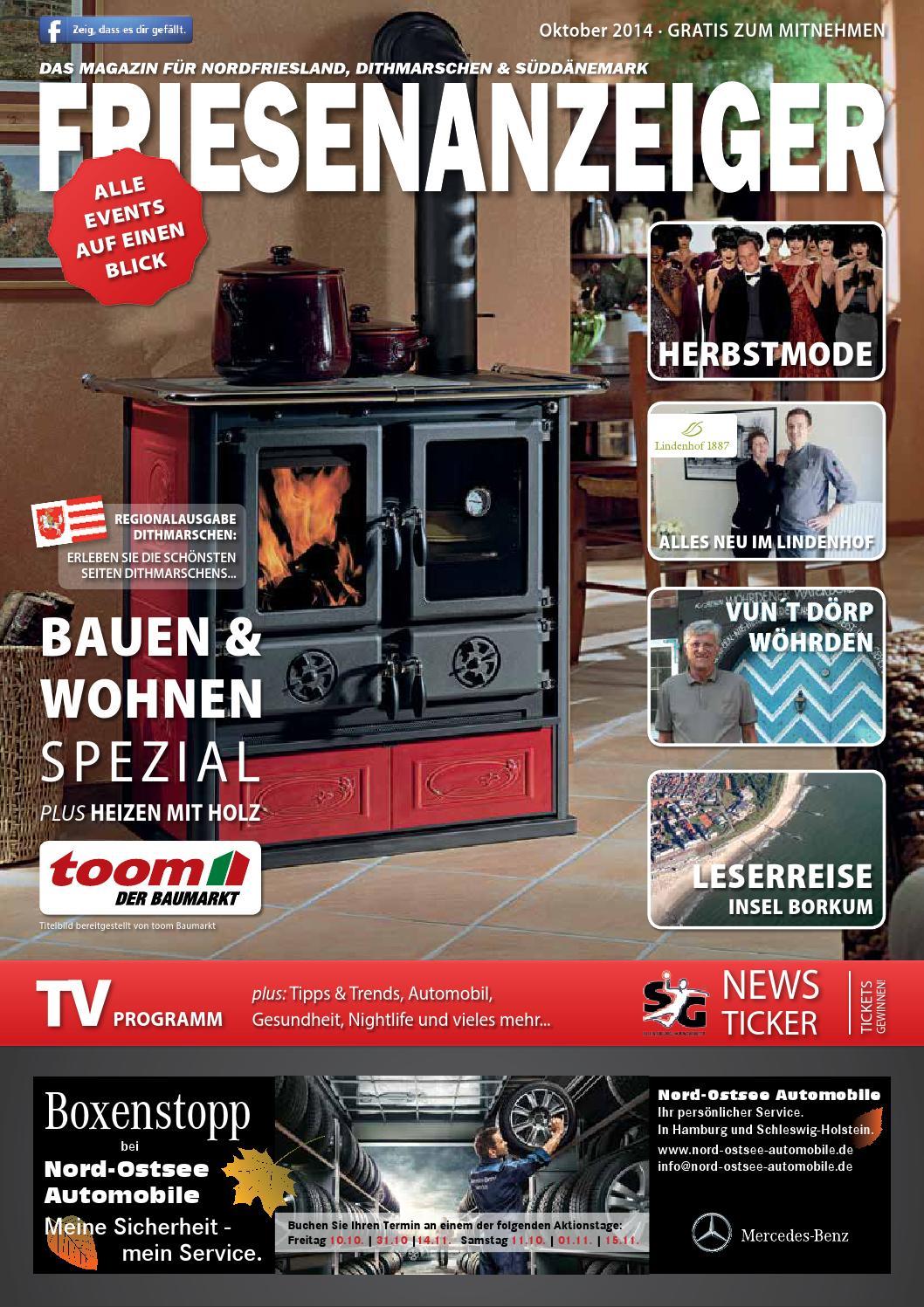 Friesenanzeiger dezember 2014 by new media works   issuu