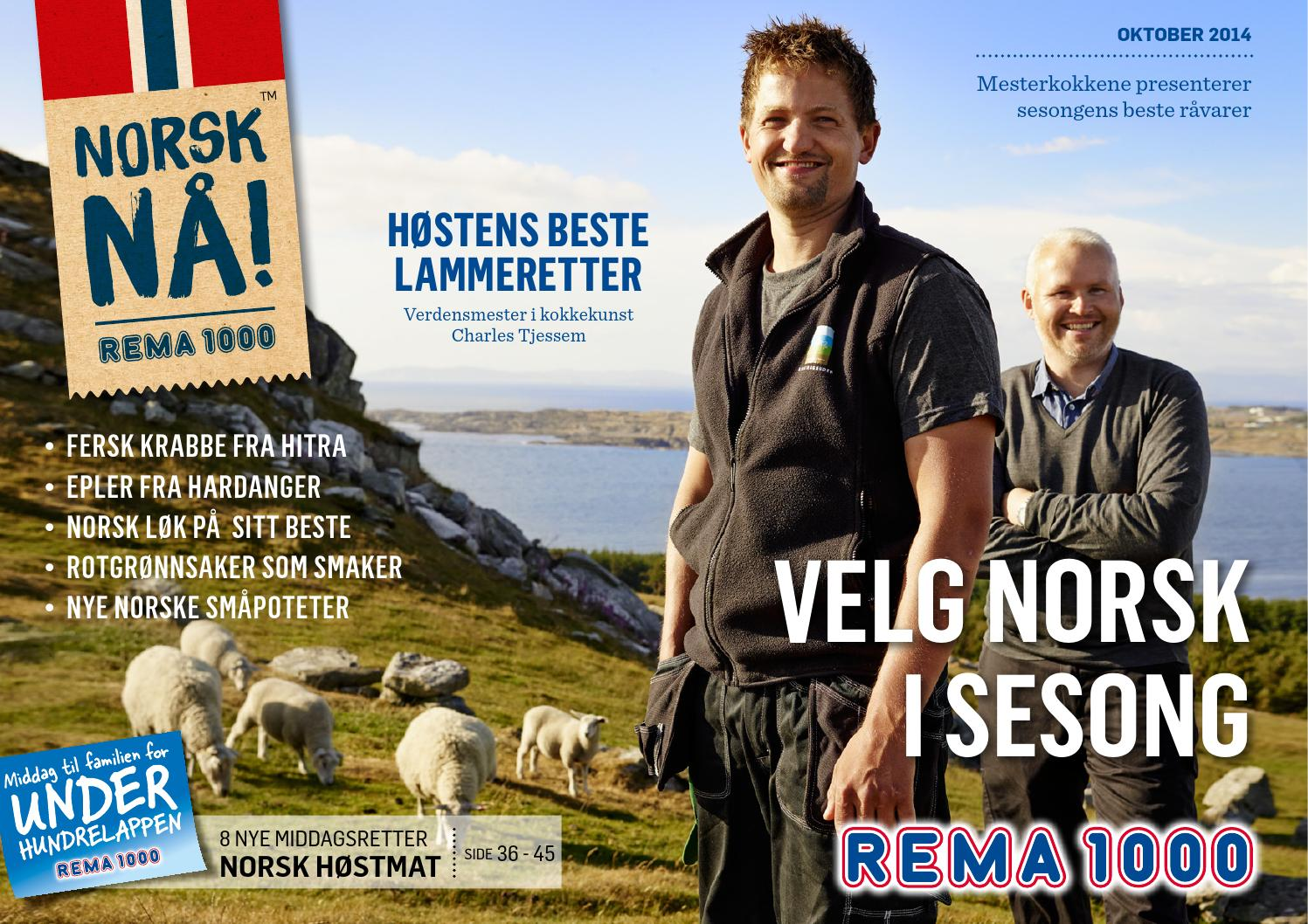 Rema 1000 Kp10 Norsk N 229 Magasin By Rema1000 Issuu