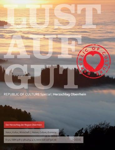 LUST AUF GUT Magazin | Special: Herzschlag Oberrhein 1