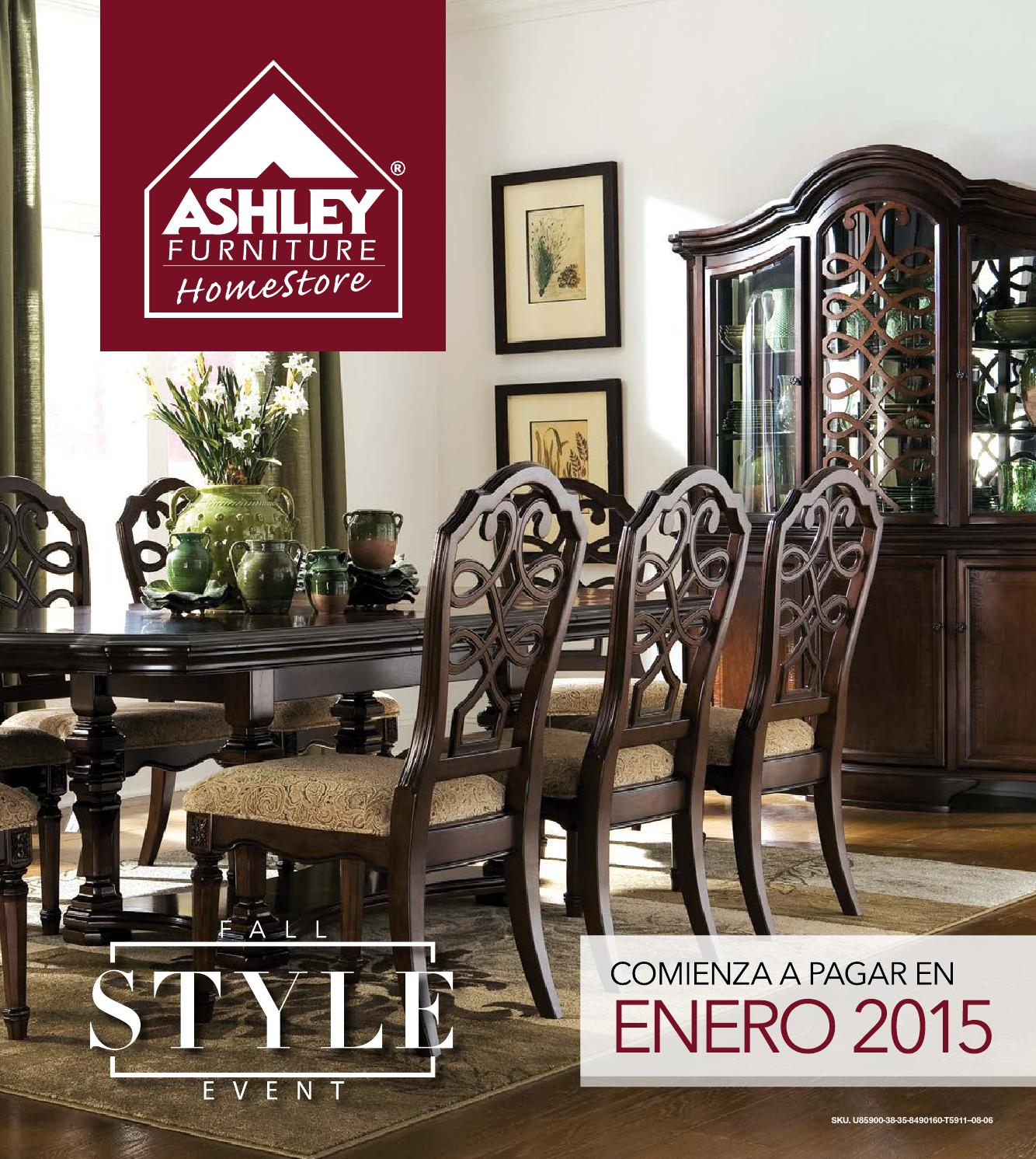 Fall Style Event By Ashley Furniture HomeStore RD