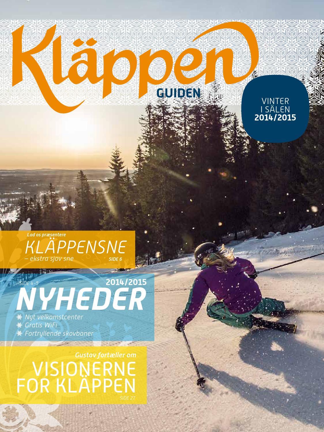Kläppenmagasin (Dansk) by Kläppen - issuu