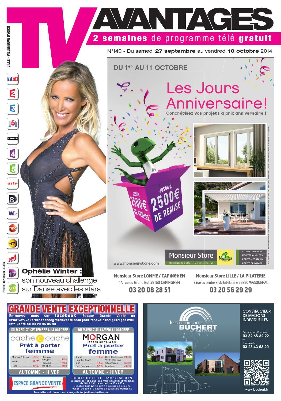 tv avantages lille 140 by tv avantages issuu. Black Bedroom Furniture Sets. Home Design Ideas