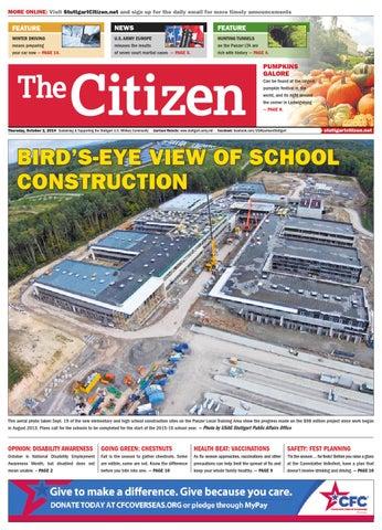 The Citizen - Oct. 3, 2014