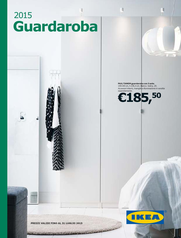 Ikea guardaroba 31lug by volavolantino