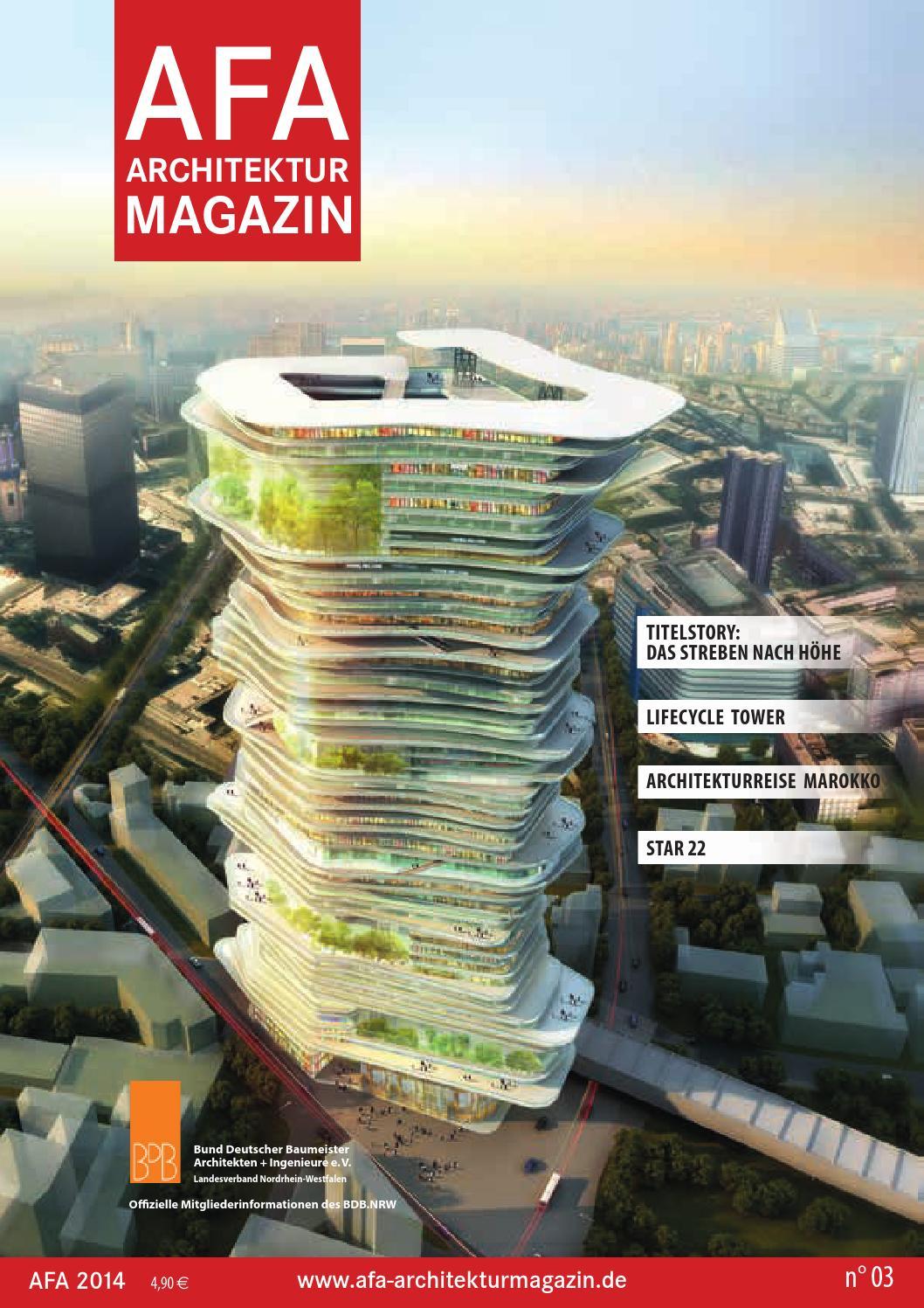Afa architekturmagazin 04/2014 by afa architekturmagazin   issuu