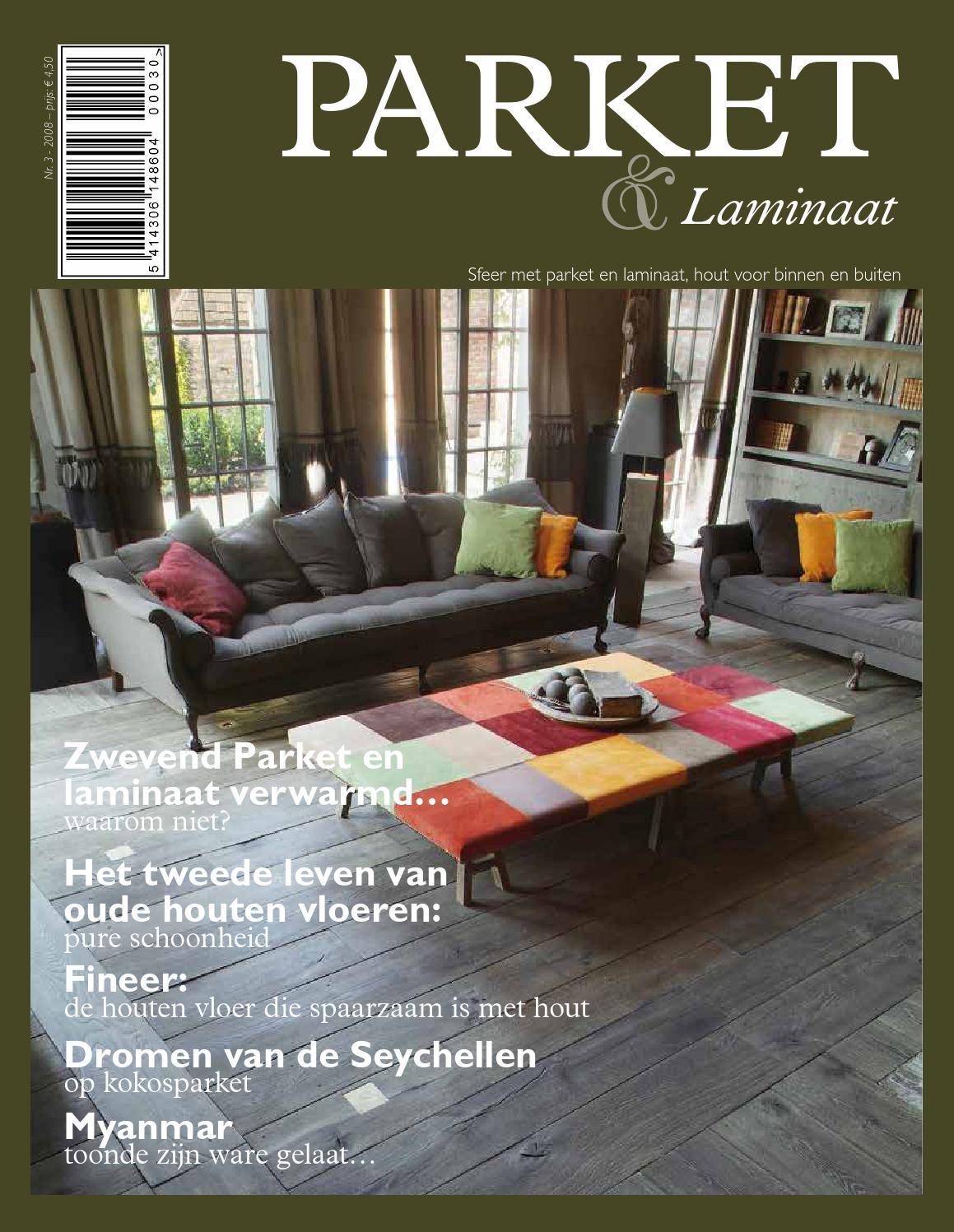 Parket & Laminaat nr 2 by Media-Pact NV / FFI bvba - issuu