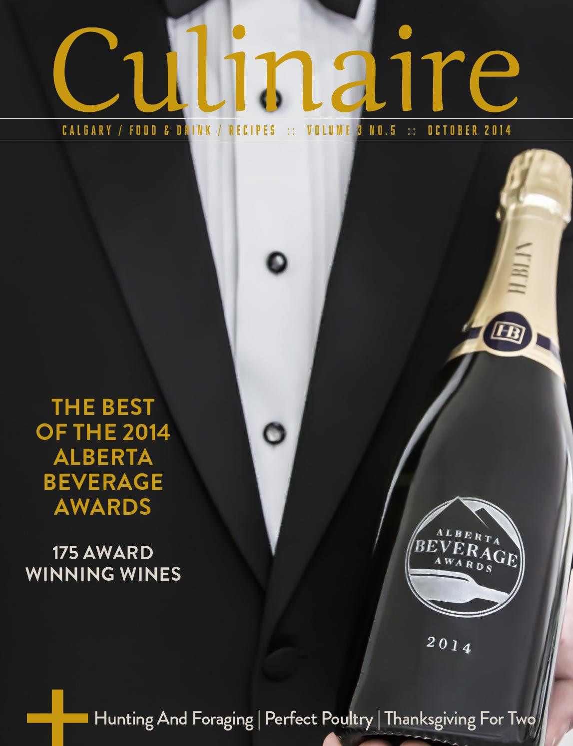 Culinaire 3 5 october 2014 by culinaire magazine issuu for Culinaire