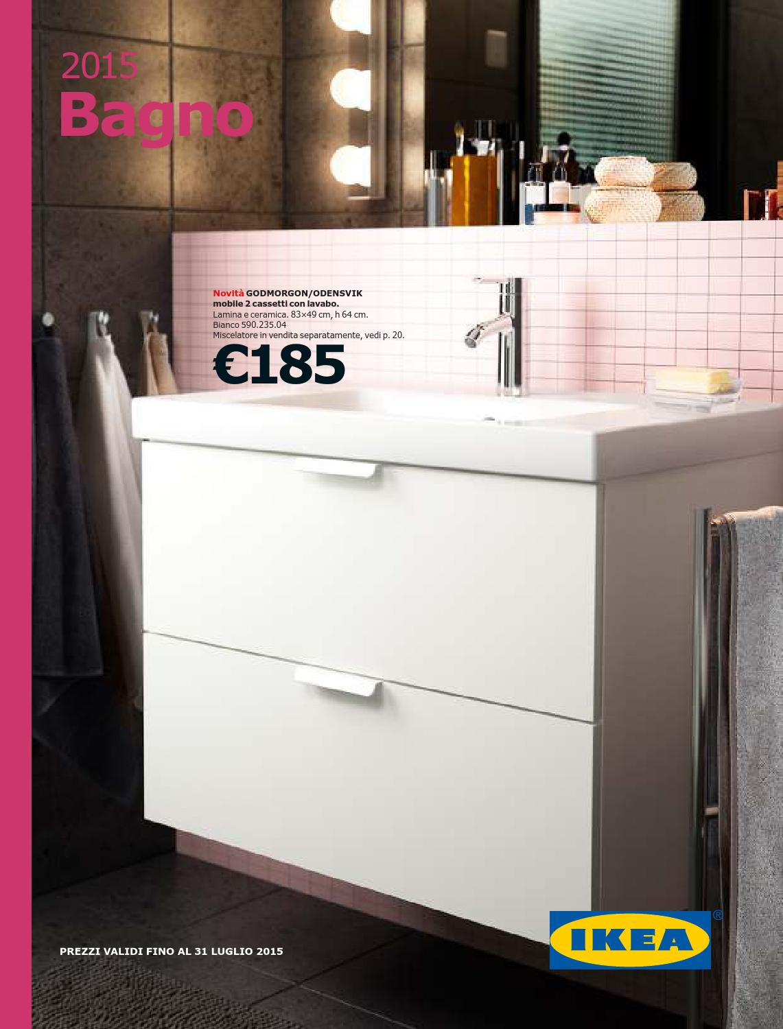 ikea bagno2015 by volavolantino issuu. Black Bedroom Furniture Sets. Home Design Ideas