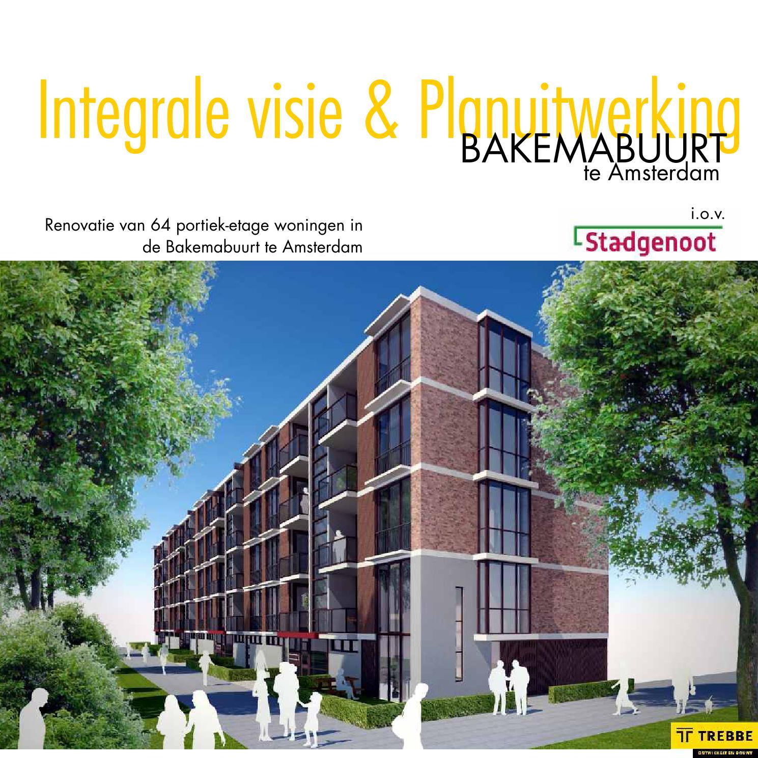 "Renovatie ""Bakemabuurt"" by A3 Architecten - issuu"