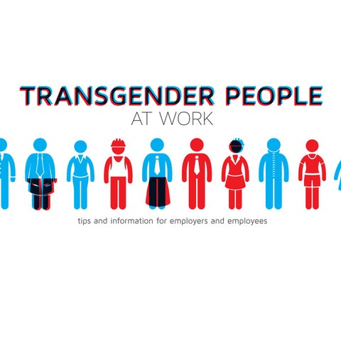 Transgender people at work