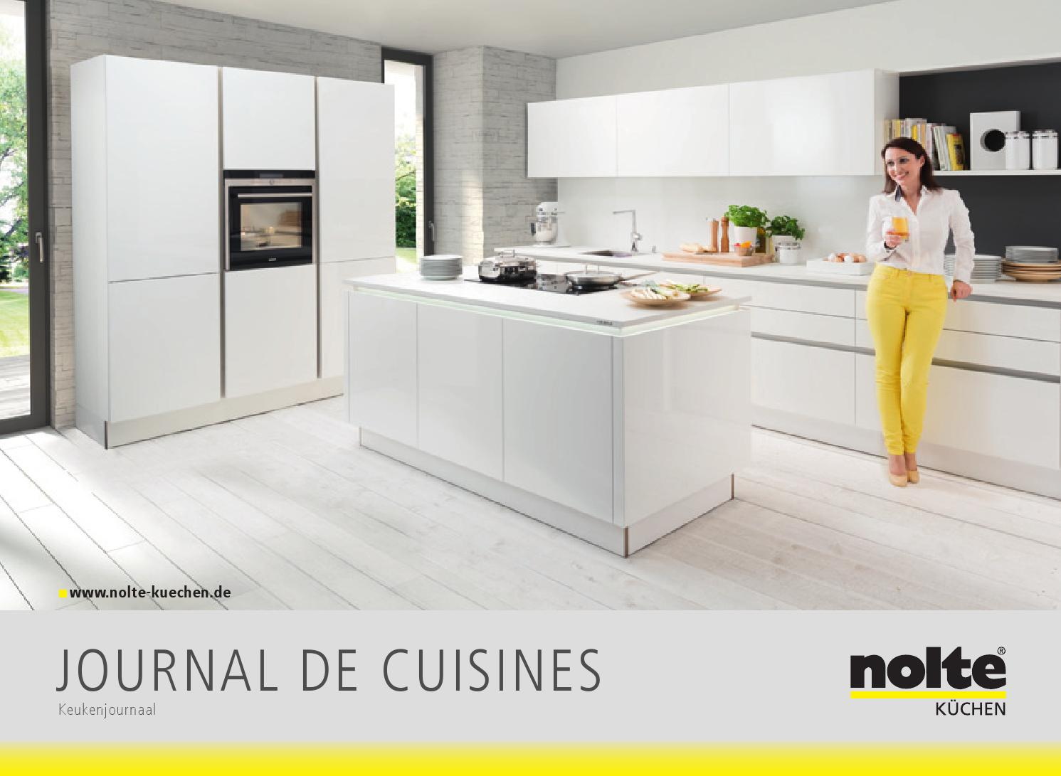 Catalogue nolte 2014 by mohamed issuu for Avis cuisine nolte