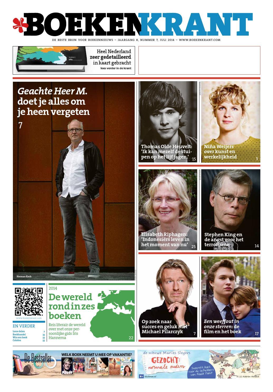 Boekenkrant april 2015 by Redactie Boekenkrant - issuu