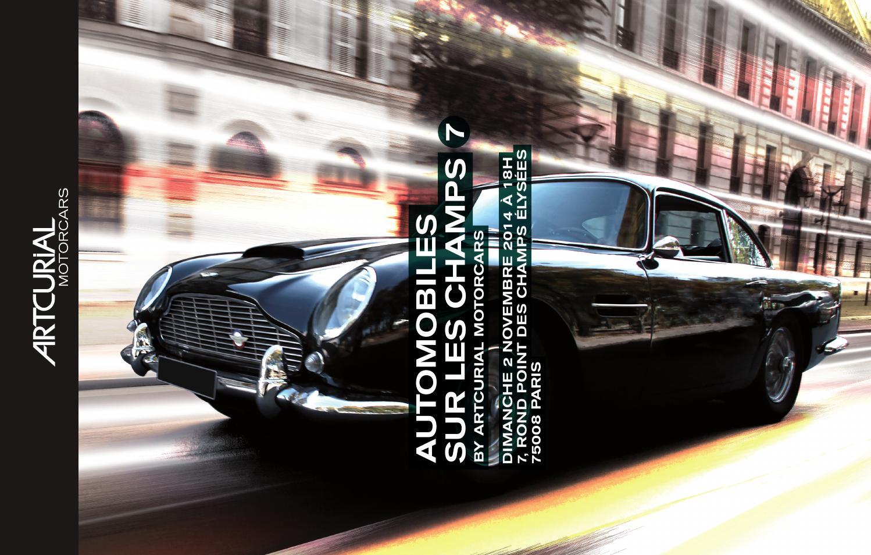 Automobiles sur les champs 7 by artcurial issuu for Garage mini paris