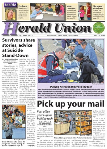 Herald Union, Oct 9, 2014