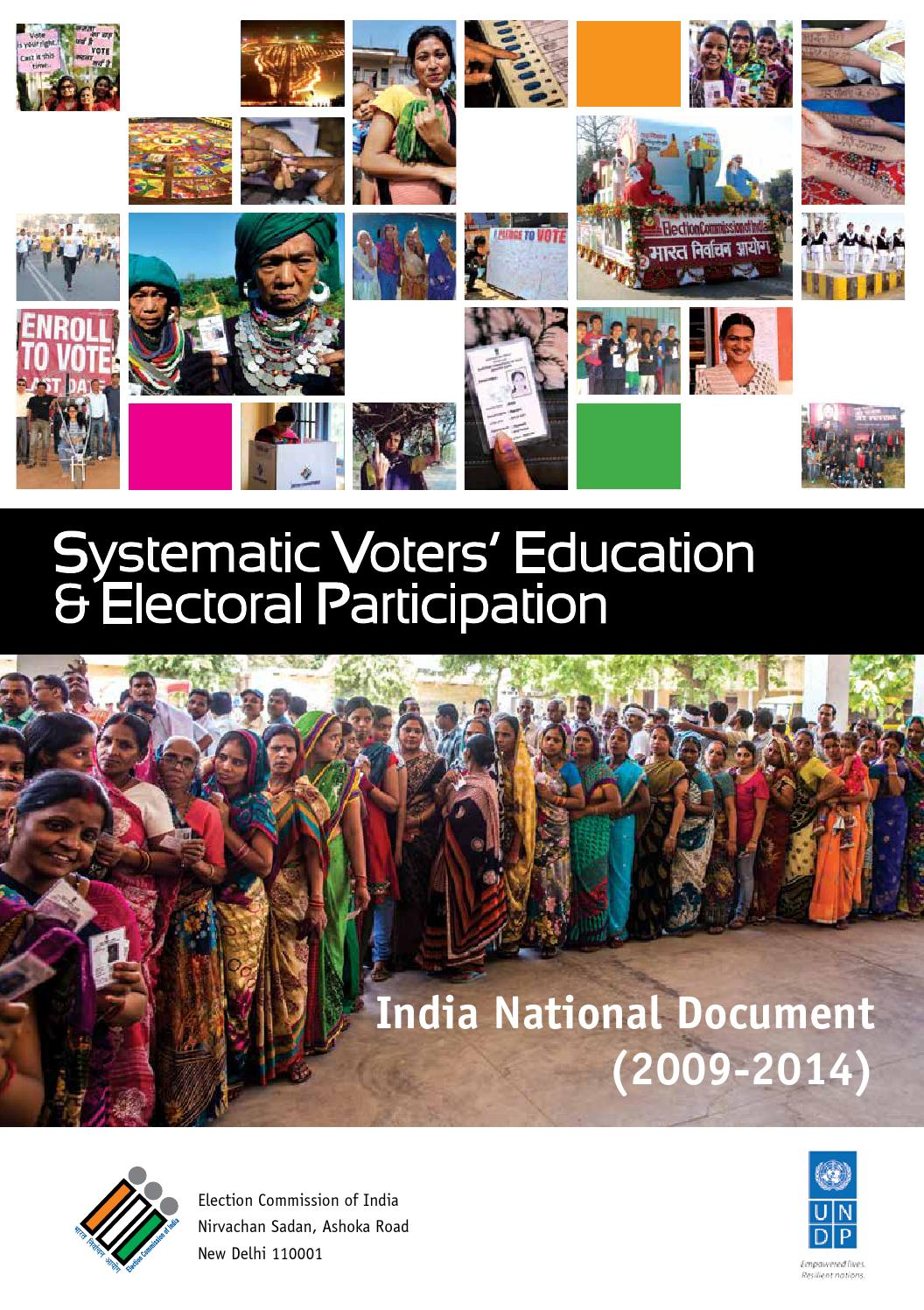essay on right to vote in india