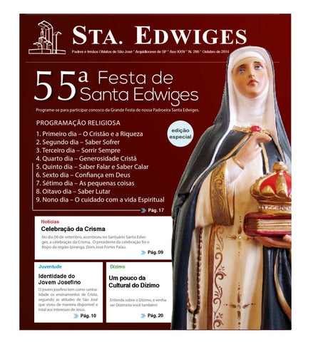 [Jornal Sta Edwiges (Outubro/2014)]