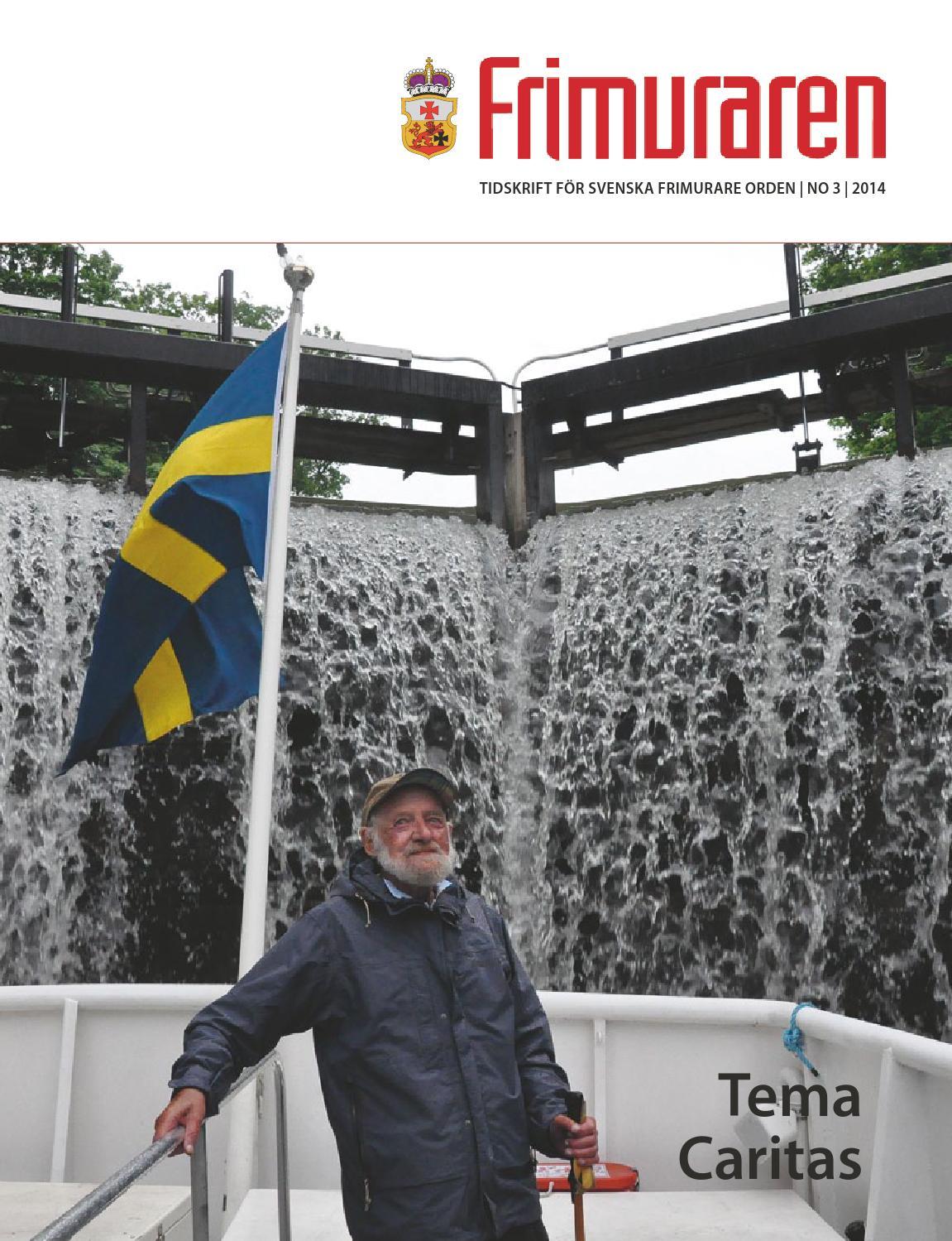 Frimuraren nummer 3 2007 by svenska frimurare orden   issuu