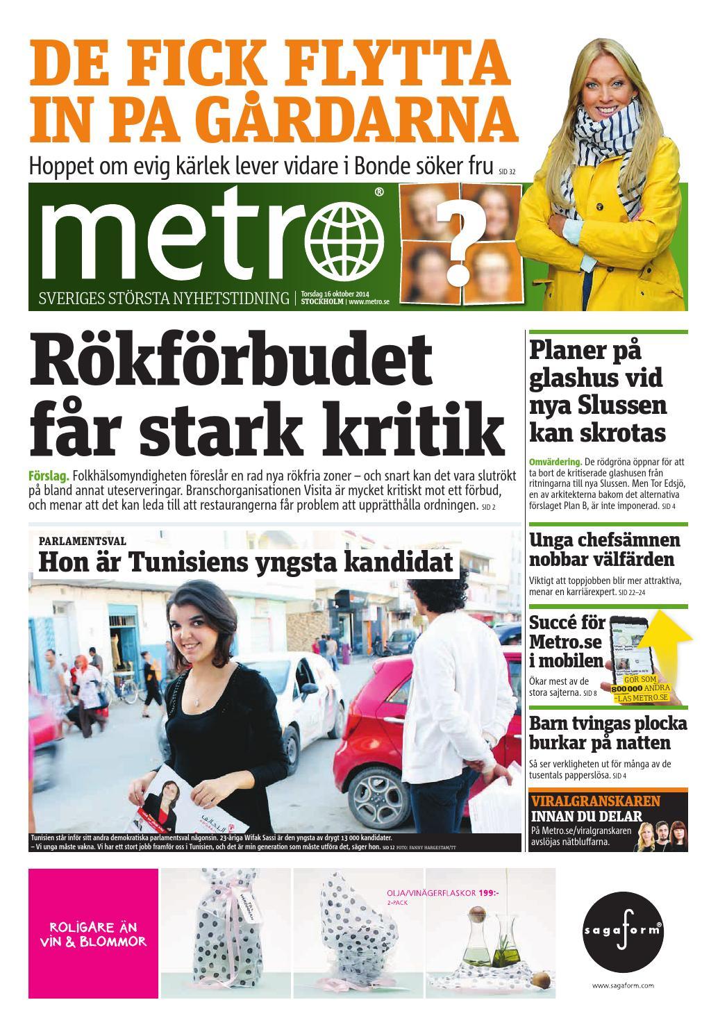 20141016 se stockholm by metro sweden issuu