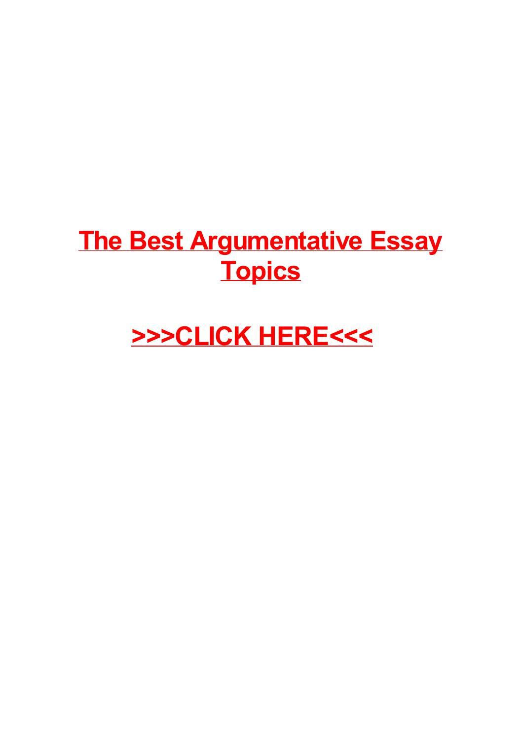 Persuasive Letter-Writing