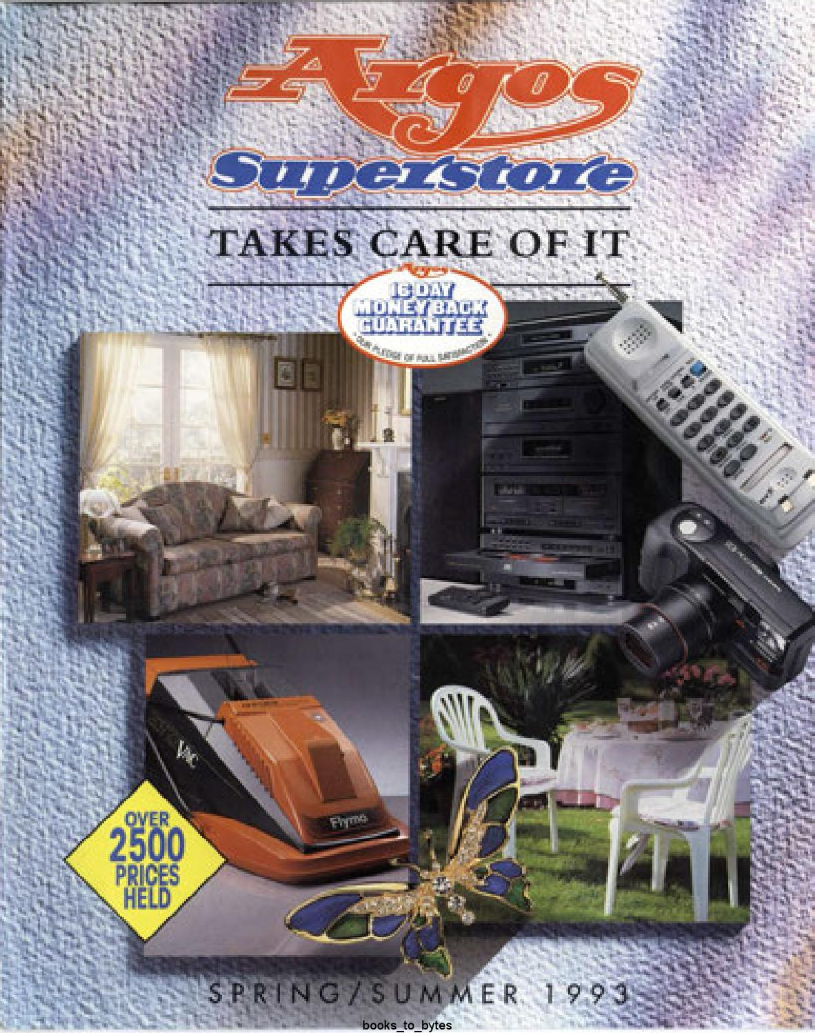 argos superstore 1993 spring summer by retromash issuu. Black Bedroom Furniture Sets. Home Design Ideas
