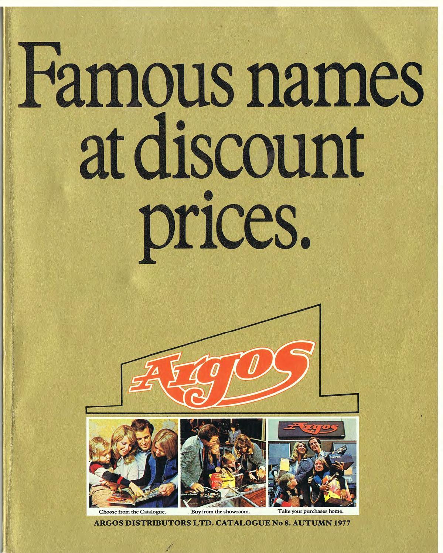 Argos No.08 1977 Autumn by Retromash - issuu
