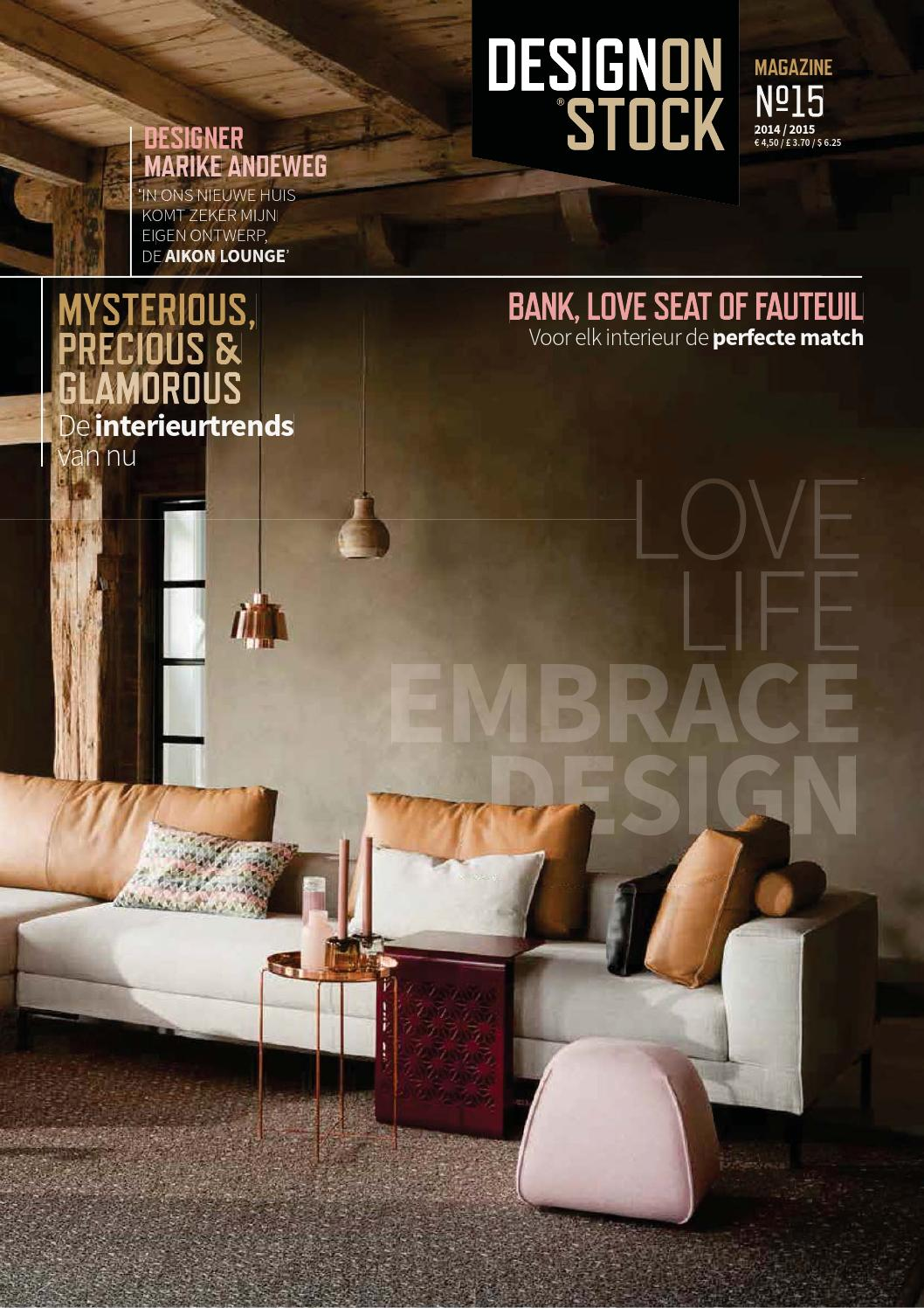Design On Stock Magazine by Home Center - issuu