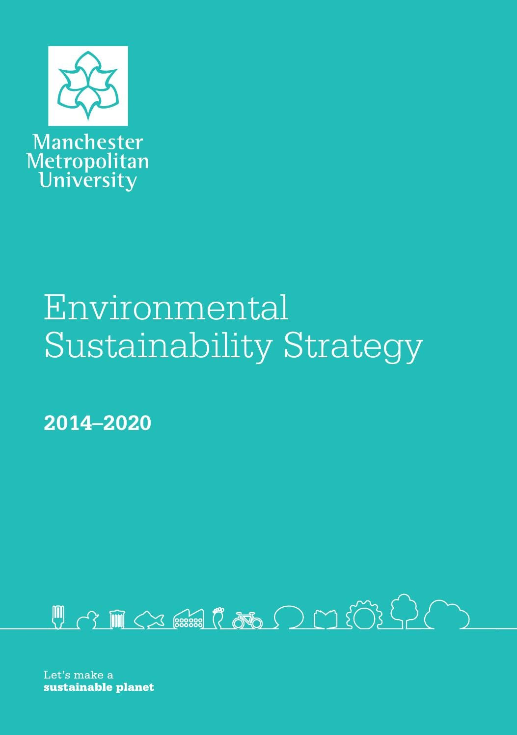 Manchester university sustainability strategy