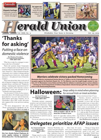 Herald Union, Oct 23, 2014