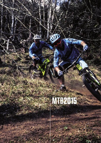 Orbea  MTB 2015