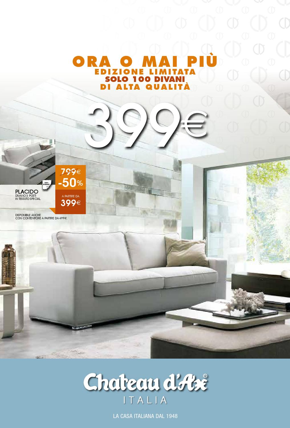 Chateau d 39 ax catalogue malta september 2014 by steffy - Letto fifty chateau d ax ...