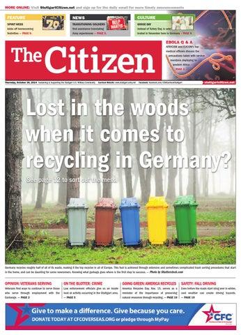 The Citizen - Oct. 30, 2014